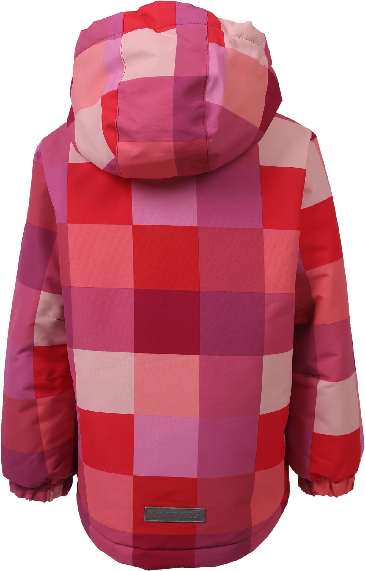 Color Kids Dikson Giacca da sci imbottita Bambino, raspberry su Addnature 4sQNk
